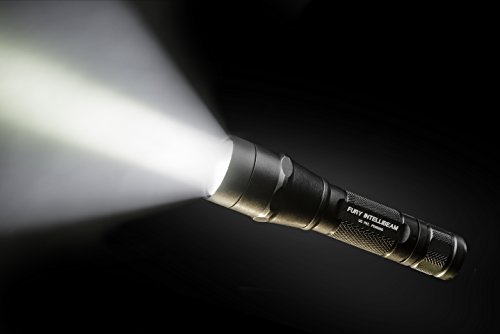 Surefire P2X Fury review Dual Output LED Defender Tactical Flashlight
