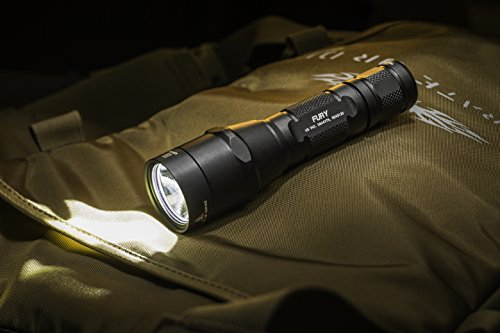 Surefire P2X Fury Defender Tactical Flashlight Review