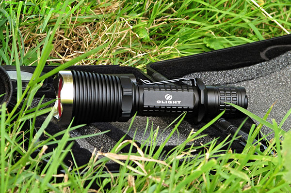Olight M22 Warrior Led Tactical Flashlight Review