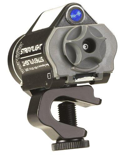 Streamlight 69140 vantage helmet Bright blue tail light LED mounted flashlight review
